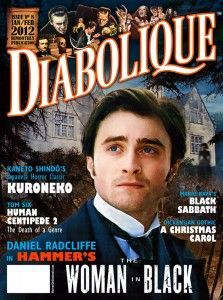 Diabolique magazine cover Jan 2012