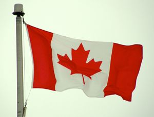 Flag of Canada (maple leaf)