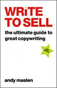 Write to Sell, by Andy Maslen